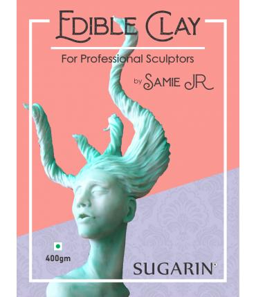 Edible Clay By Samie JR, 400gm