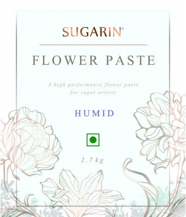 Flower Paste, Humid, 2.7kg