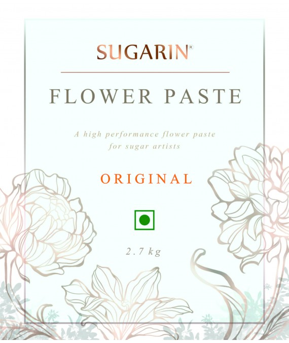 Flower Paste, Original, 2.7kg