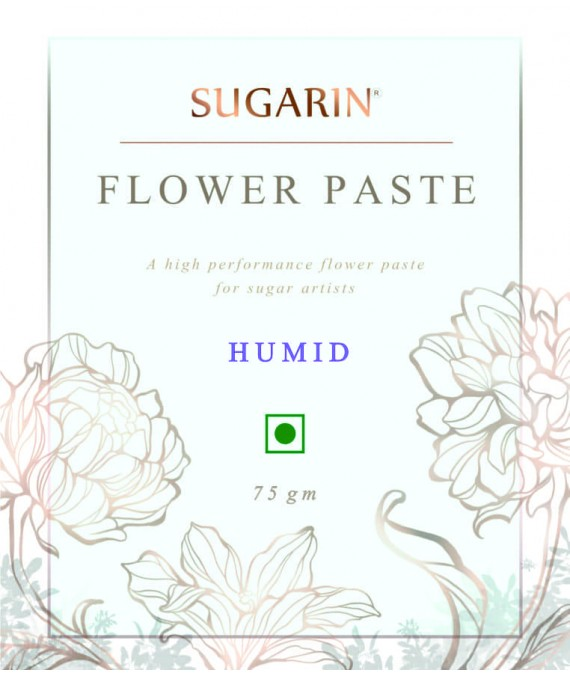 Flower Paste, Humid, 75gm