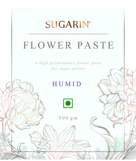 Flower Paste, Humid, 900gm