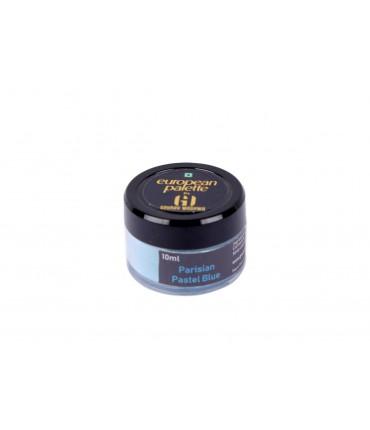 European Palette, Parisian Pastel Blue, Oil Powder Food Color, 10ml